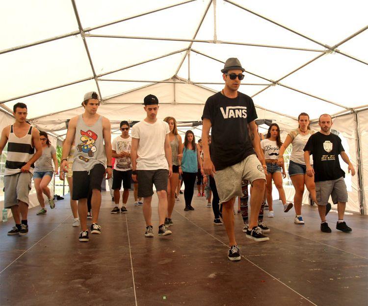 Campamentos de verano para aprender a bailar
