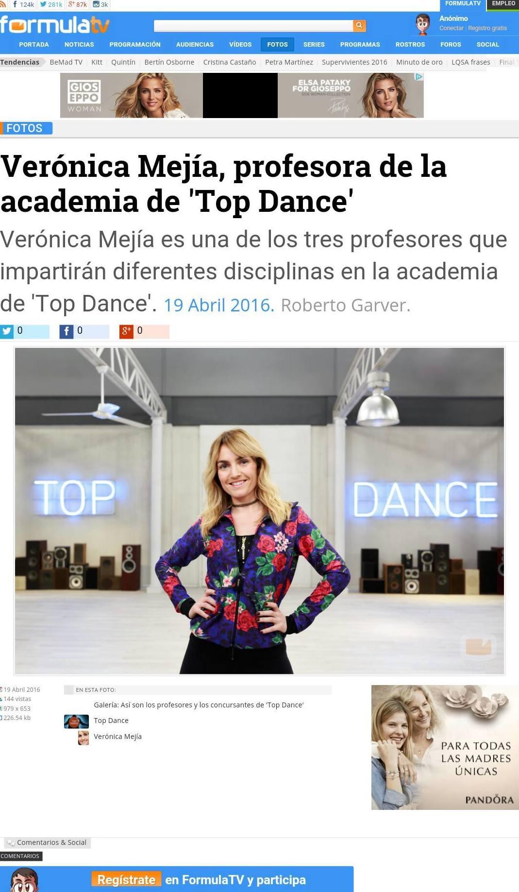 Academia de danza urbana en Valencia