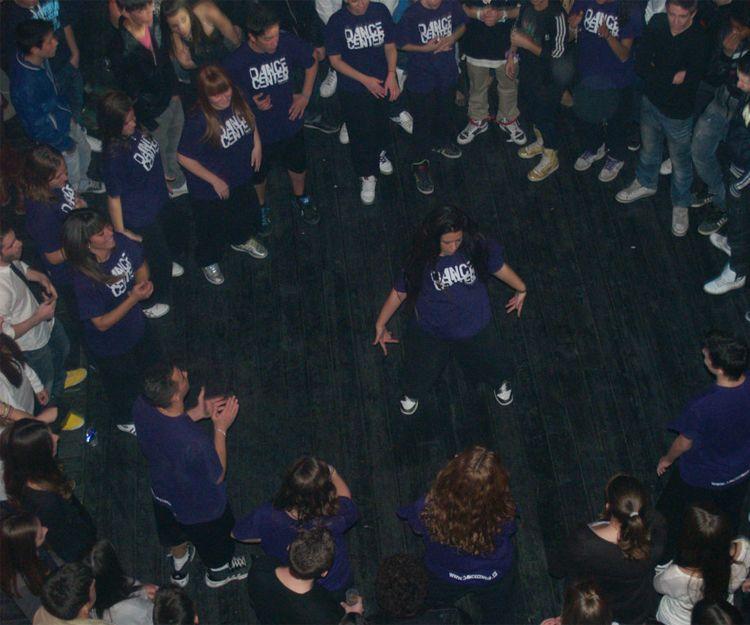 Grupos de baile para espectáculos