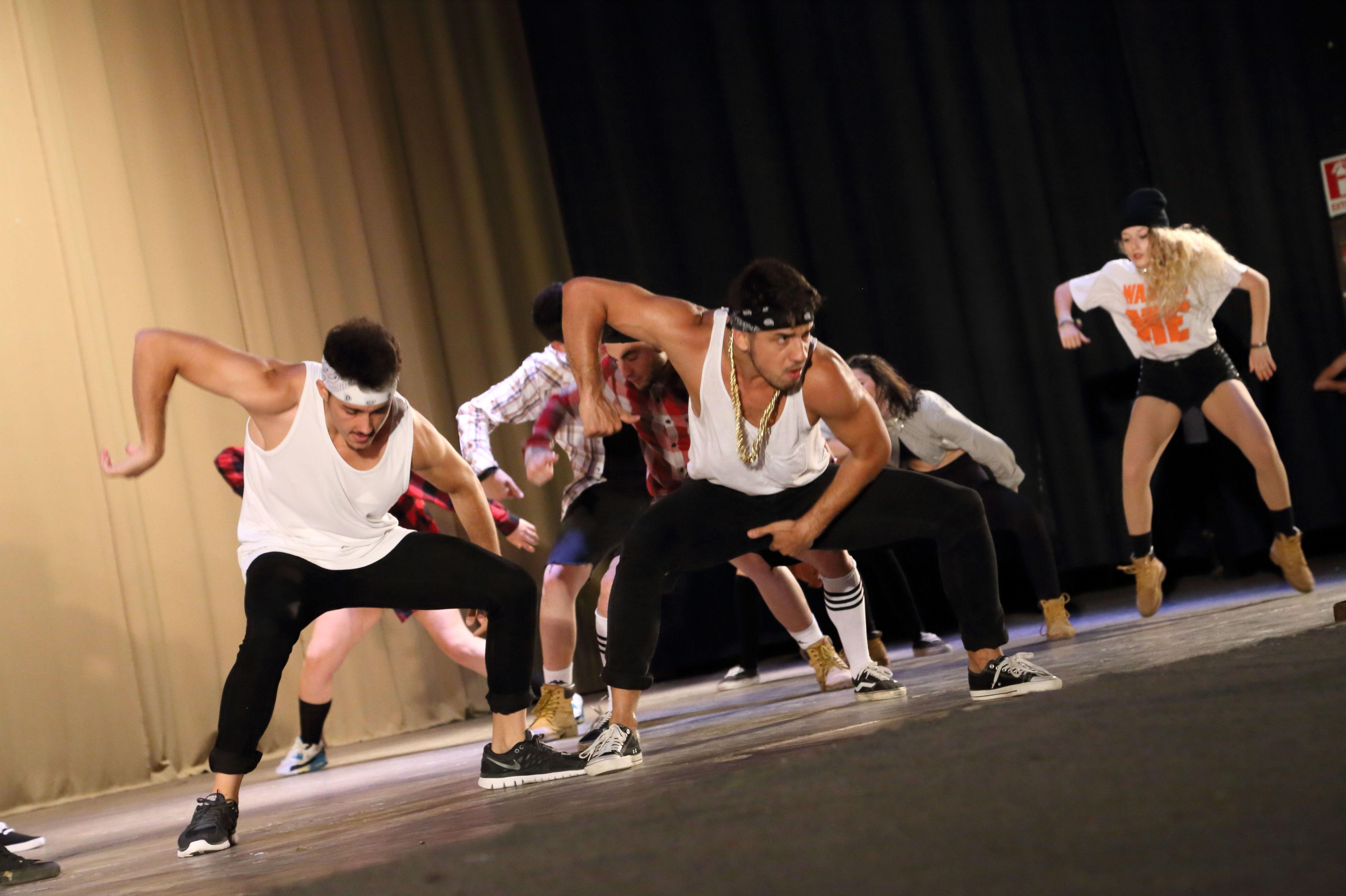 Clases de Hip hop en Valencia