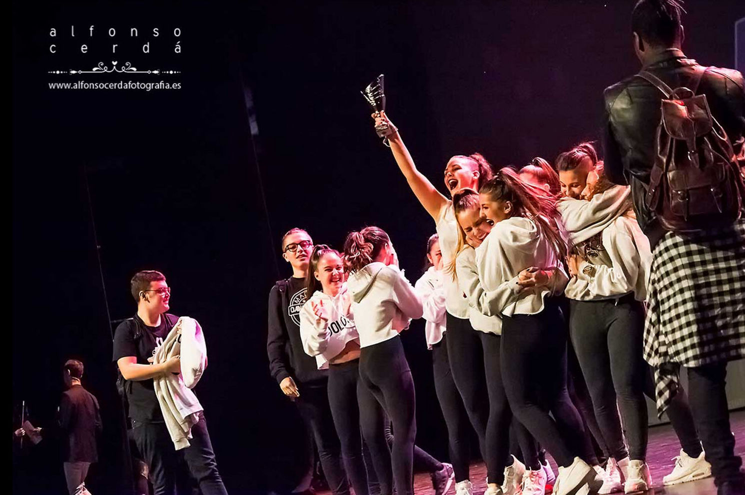 Grupos de Competición Dance Center Valencia