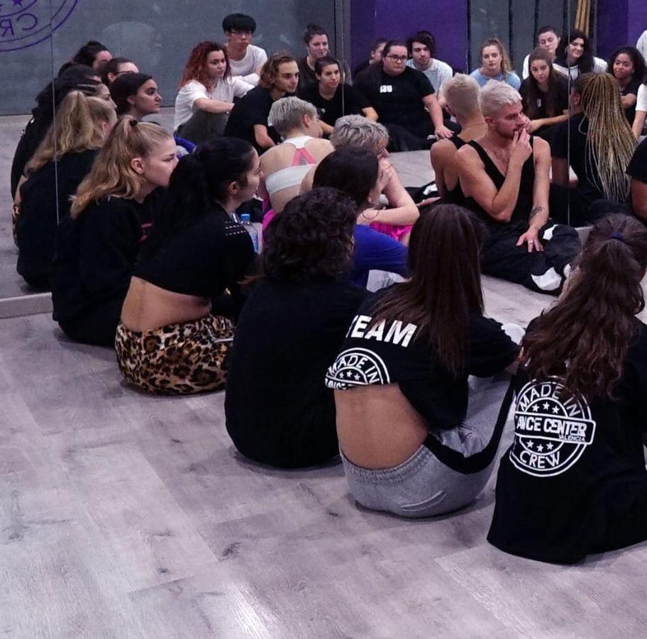 Foto 8 de Academias de bailes de salón en Valencia | Dance Center Valencia