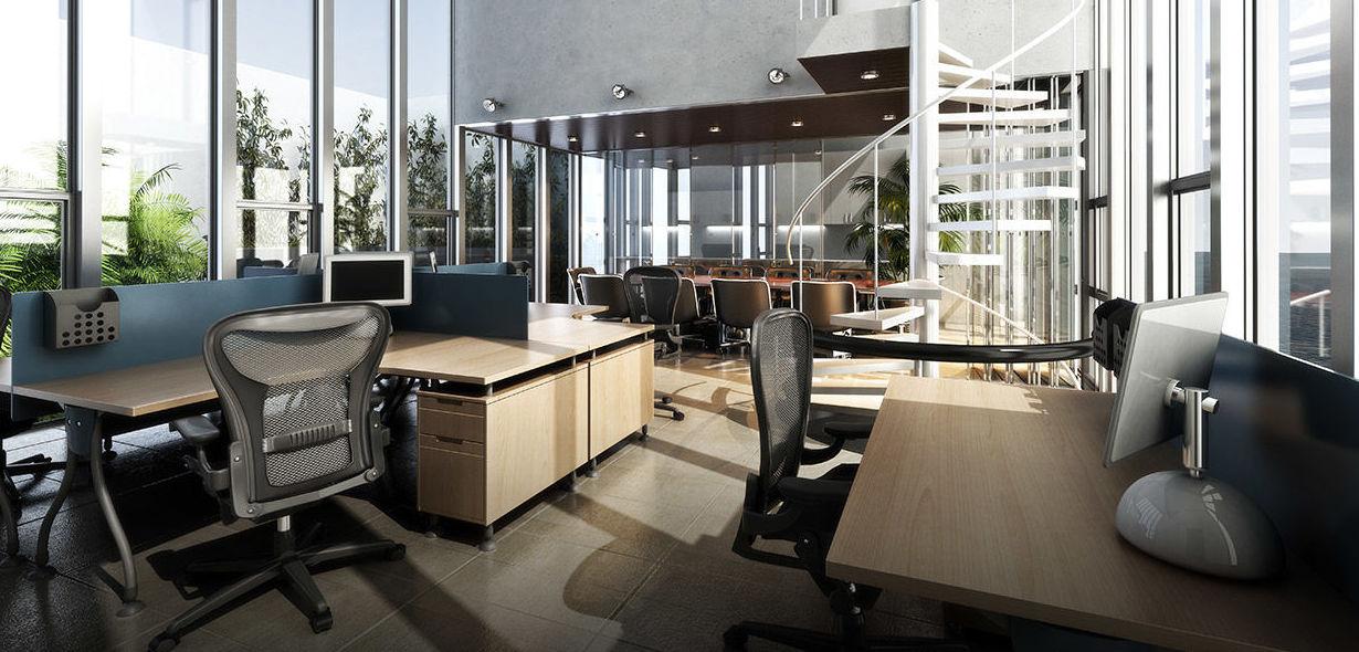 Servicio de control de plagas en edificios de oficinas