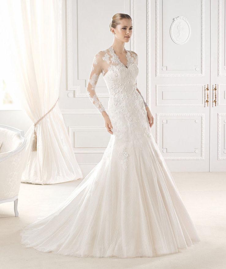 Vestido modelo Enid