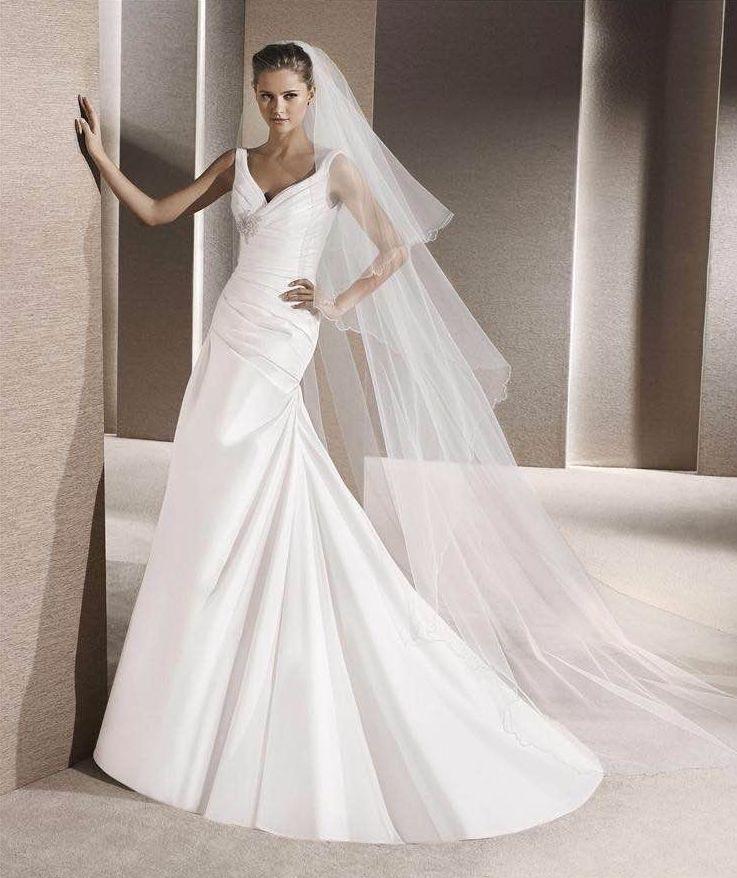 Vestido de novia para el día más especial de tu vida