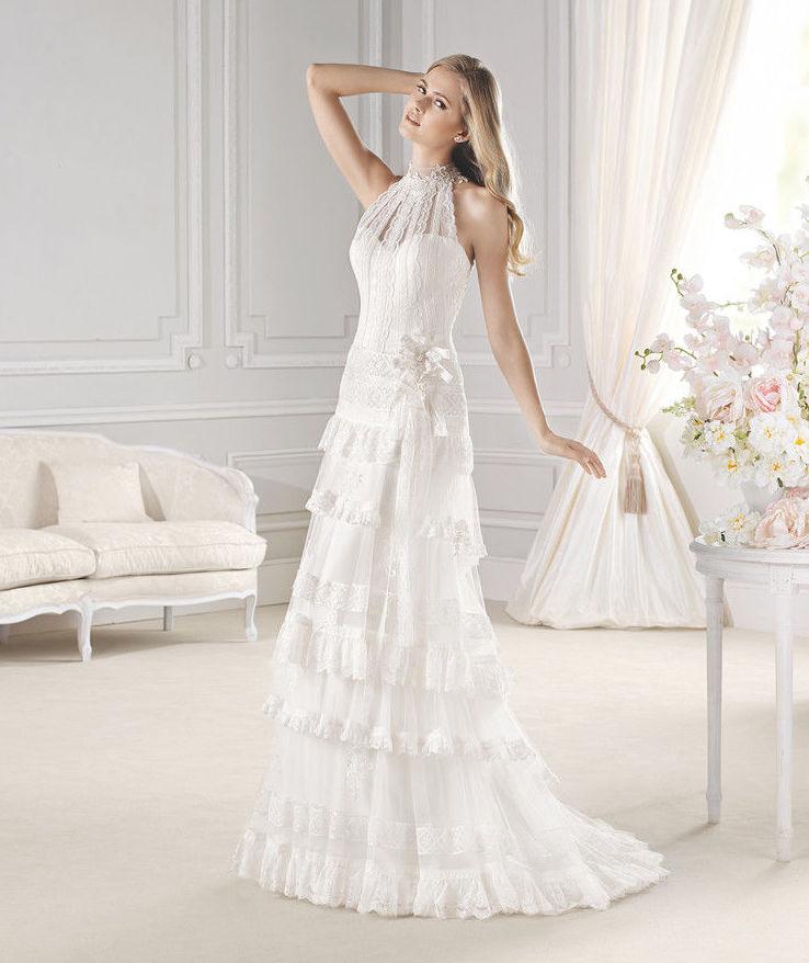 Vestido modelo Emelina