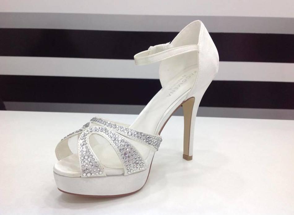 Venta de zapatos de novia en Las Palmas