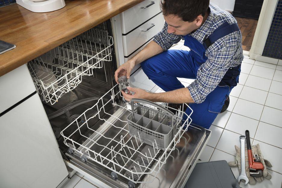 Reparación de lavavajillas en Gijón