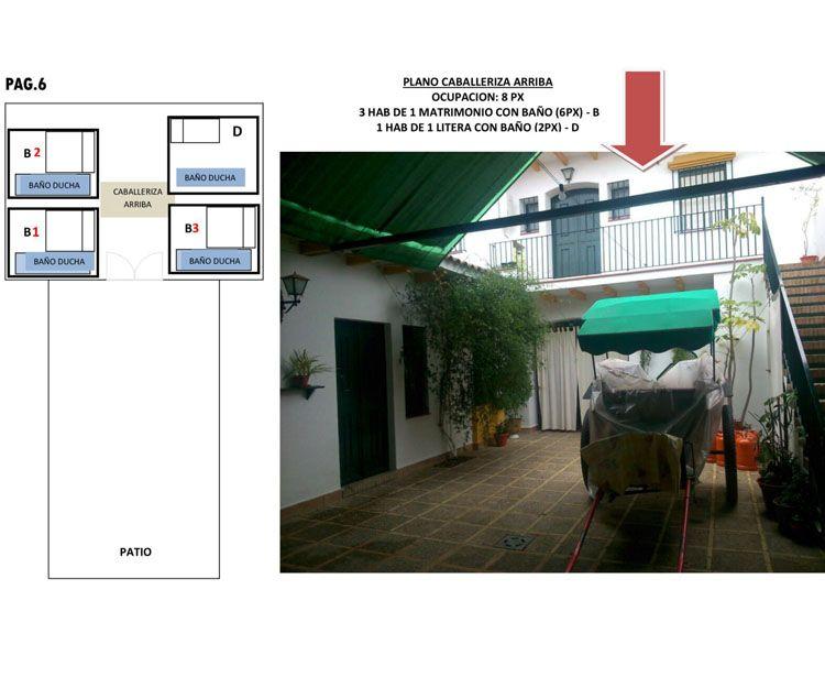Alquiler de casa para vacaciones en El Rocío