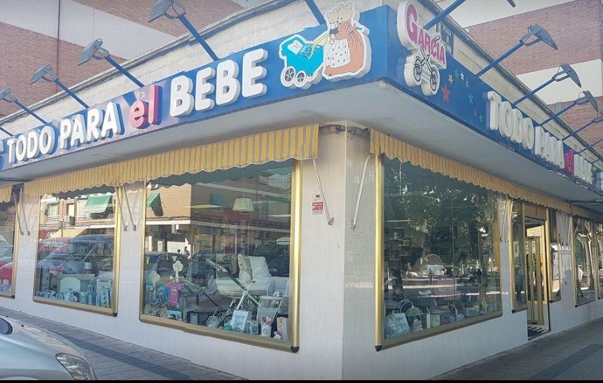 Tiendas de bebés Getafe