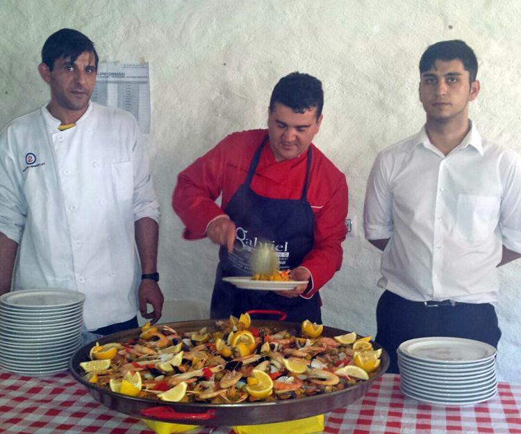 Especialistas en comidas populares en Salamanca