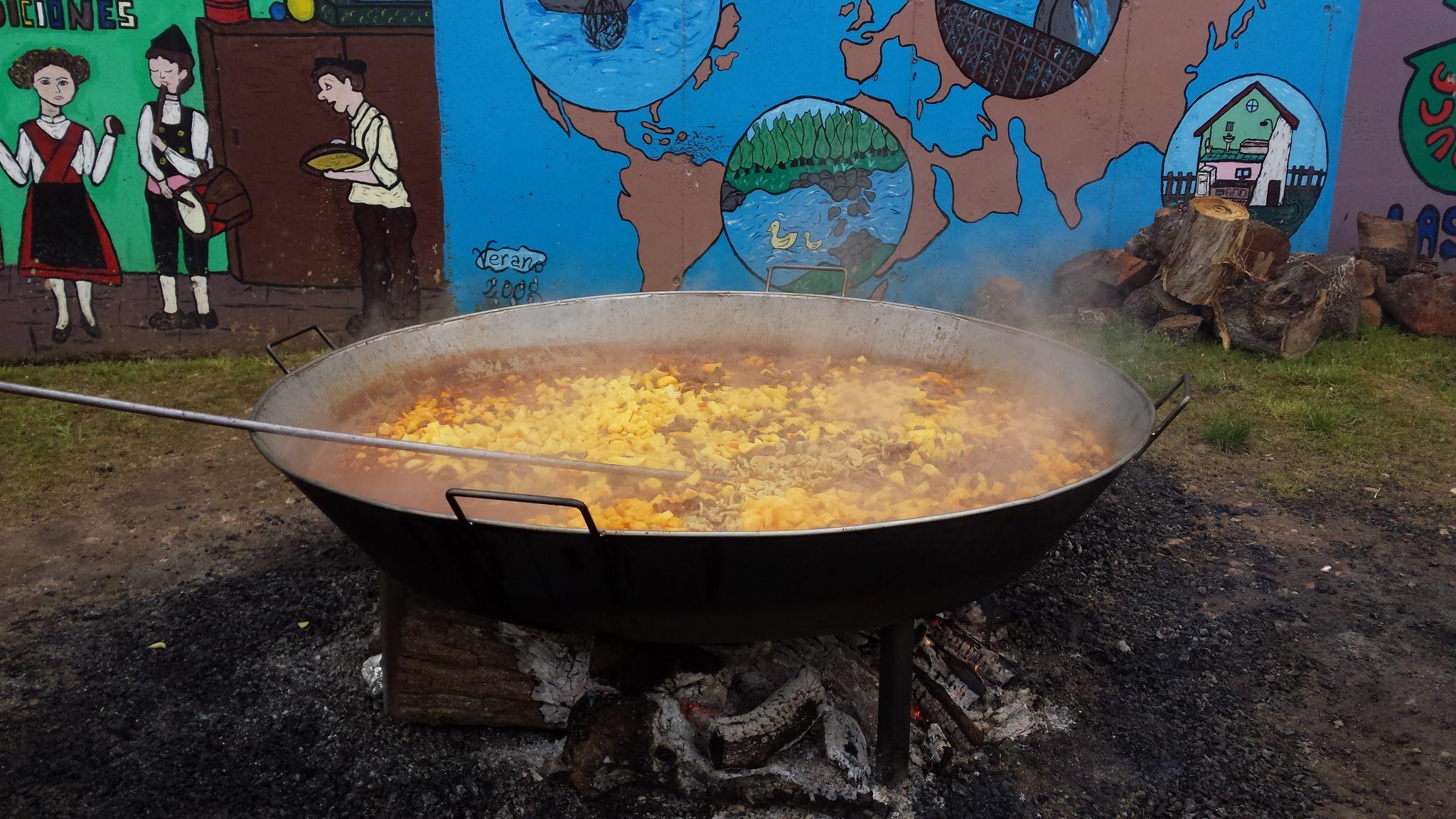 Menú para grupos: Servicios de Catering Gabriel