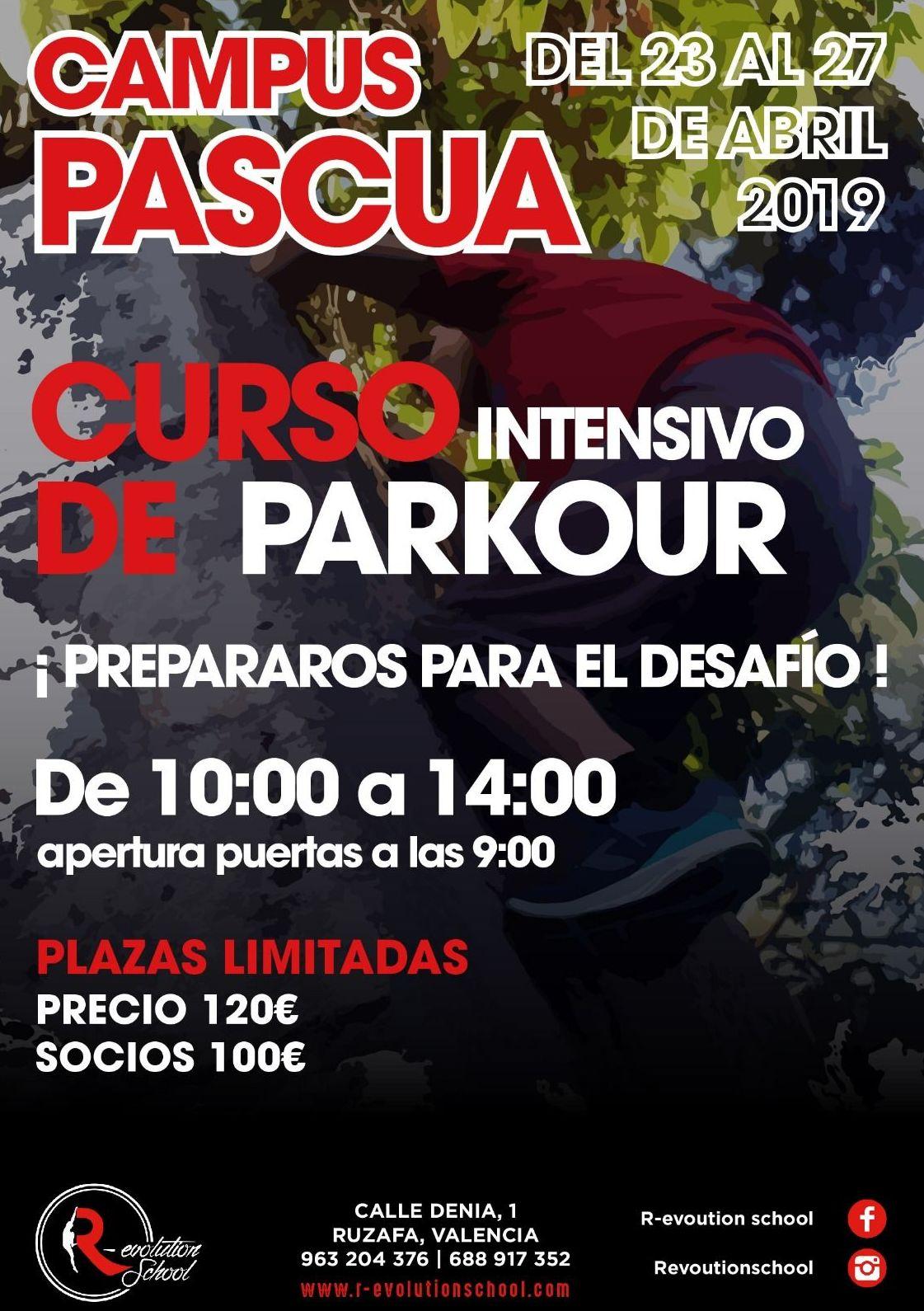CURSO INTENSIVO DE PASCUA