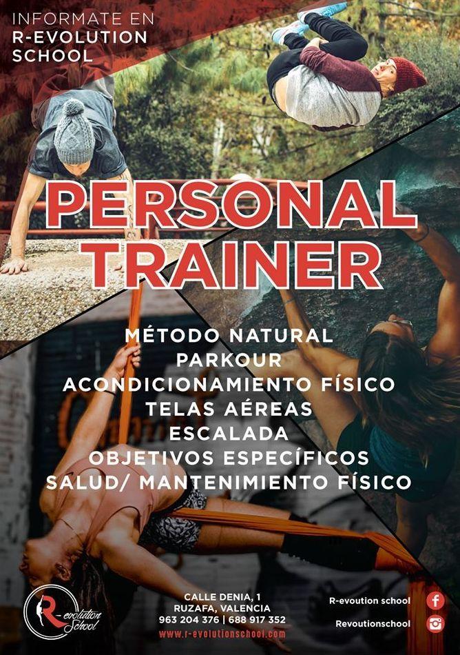 NUEVO SERVICIO PERSONAL TRAINER