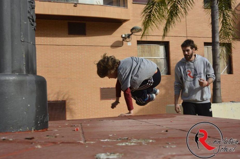Clases de parkour en Valencia