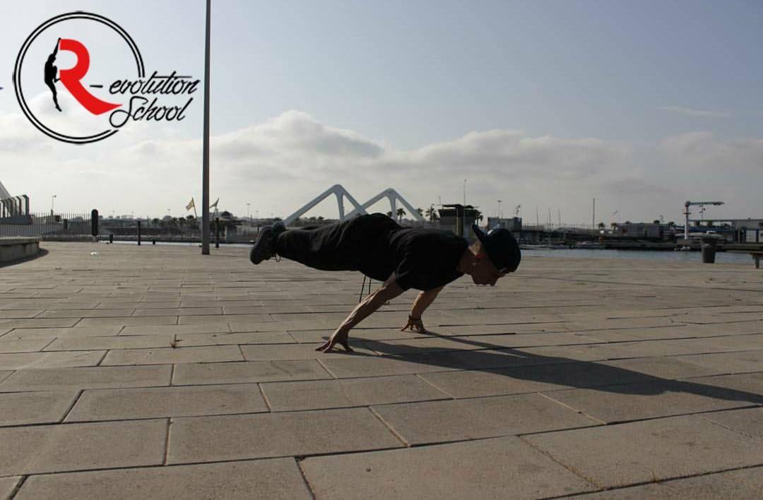 Clases de calistenia y street workout: Nuestras actividades de R-evolution School