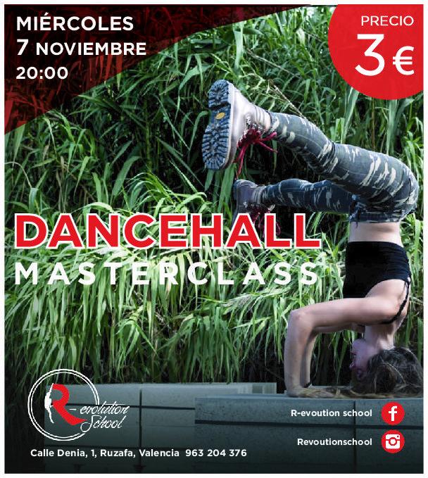 Dancehall en Valencia