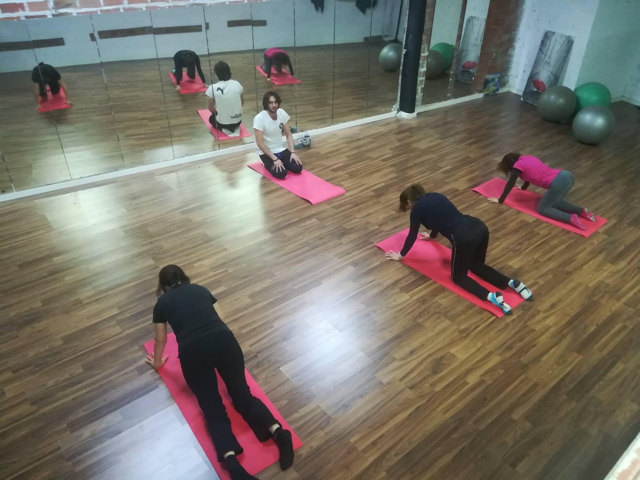 Clases de pilates: Nuestras actividades de R-evolution School