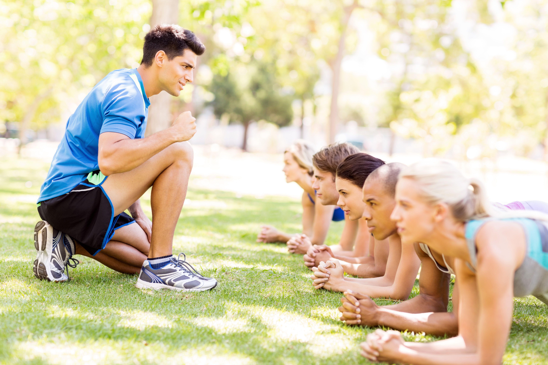 Entrenador personal Preparación fisica: Nuestras actividades de R-evolution School