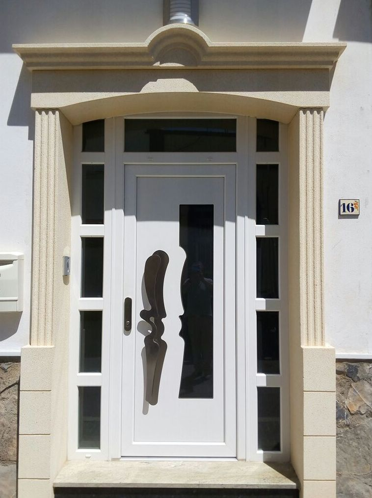 Puertas de PVC en Almería