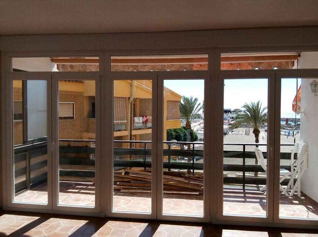 Puertas de PVC con garantía en Almería