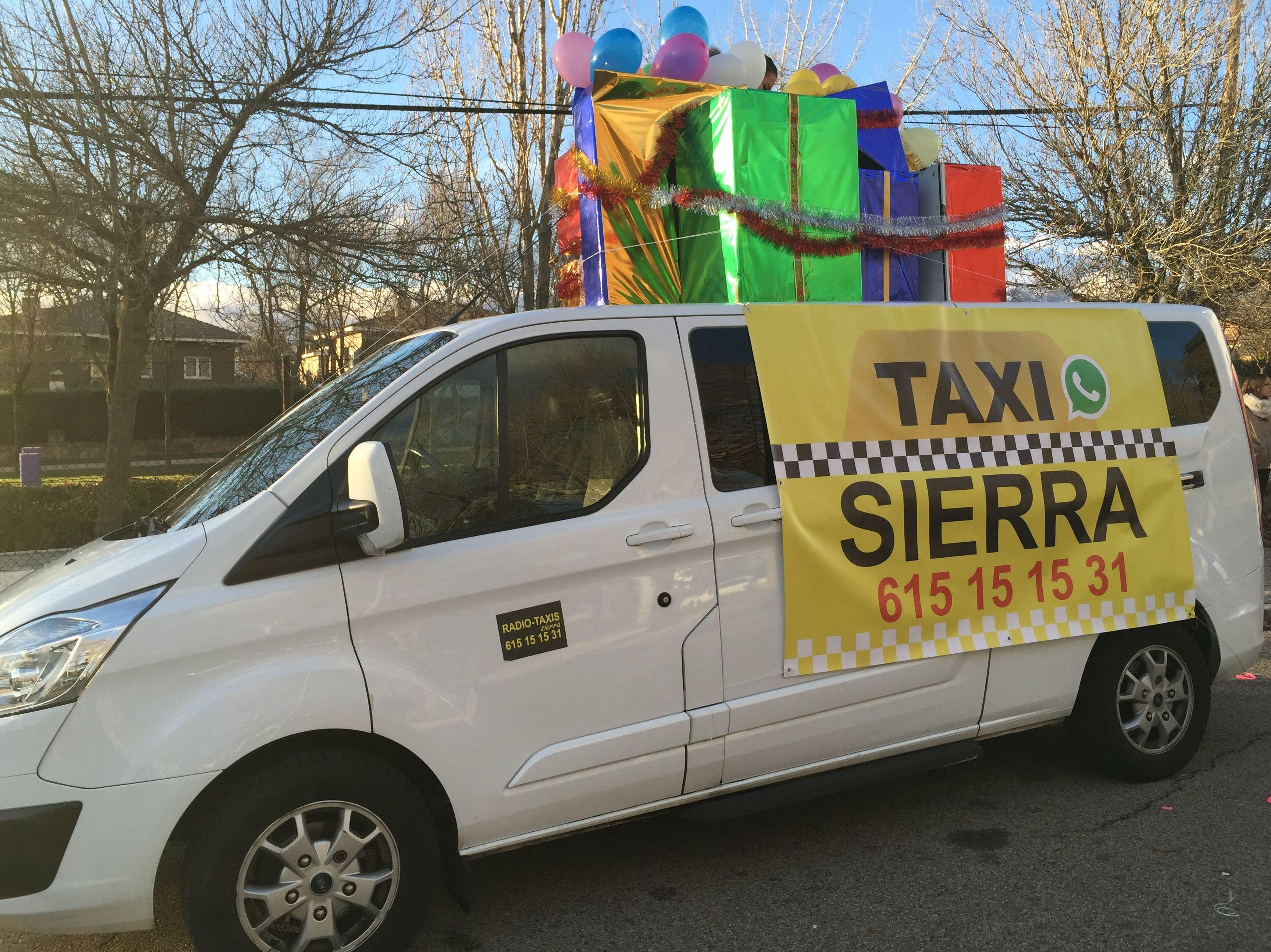 Foto 9 de Taxis en  | Taxis Colmenar Viejo