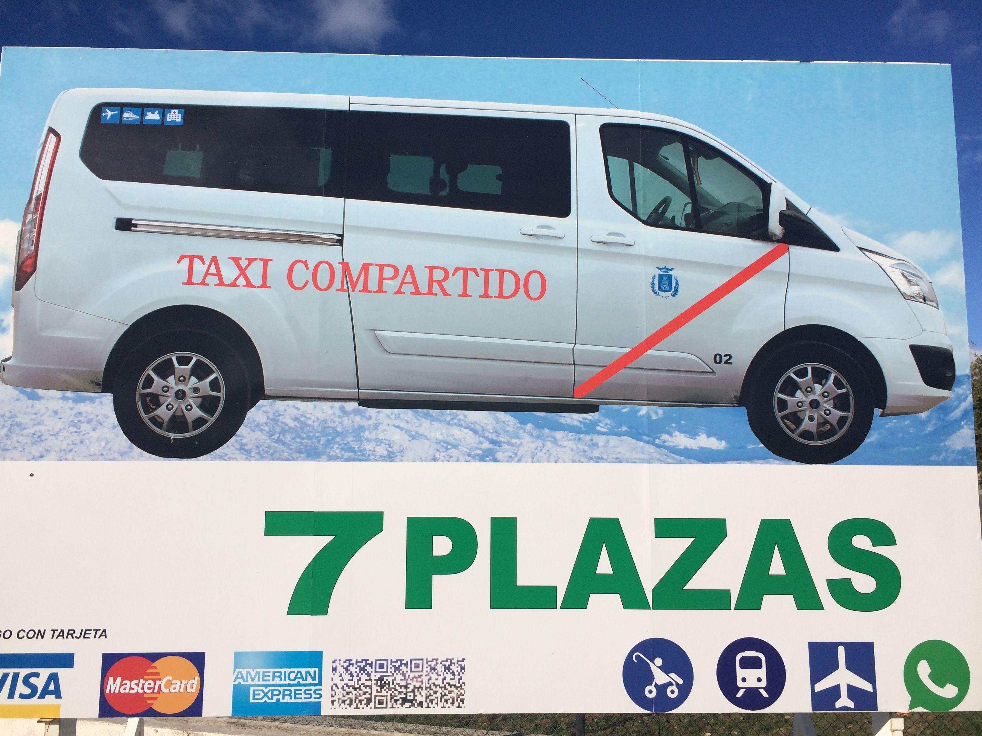 Foto 3 de Taxis en  | Taxis Colmenar Viejo