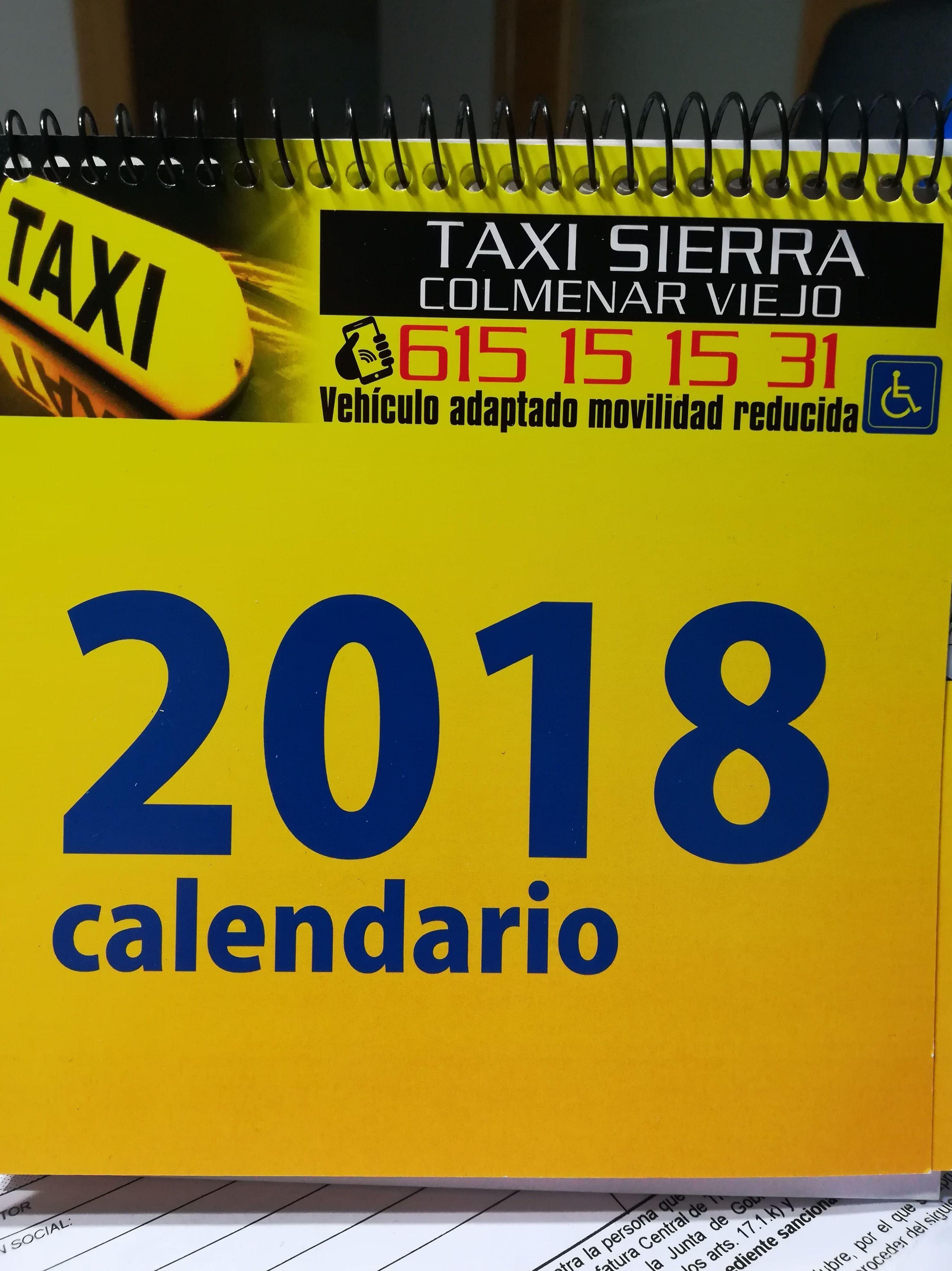 Foto 4 de Taxis en  | Taxis Colmenar Viejo