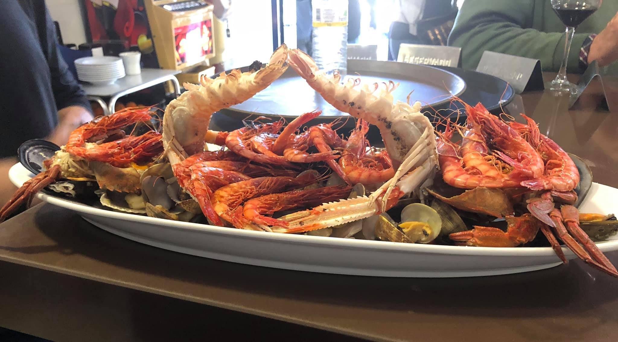 Foto 3 de Restaurante de cocina marinera en  | Restaurante 900 Millas