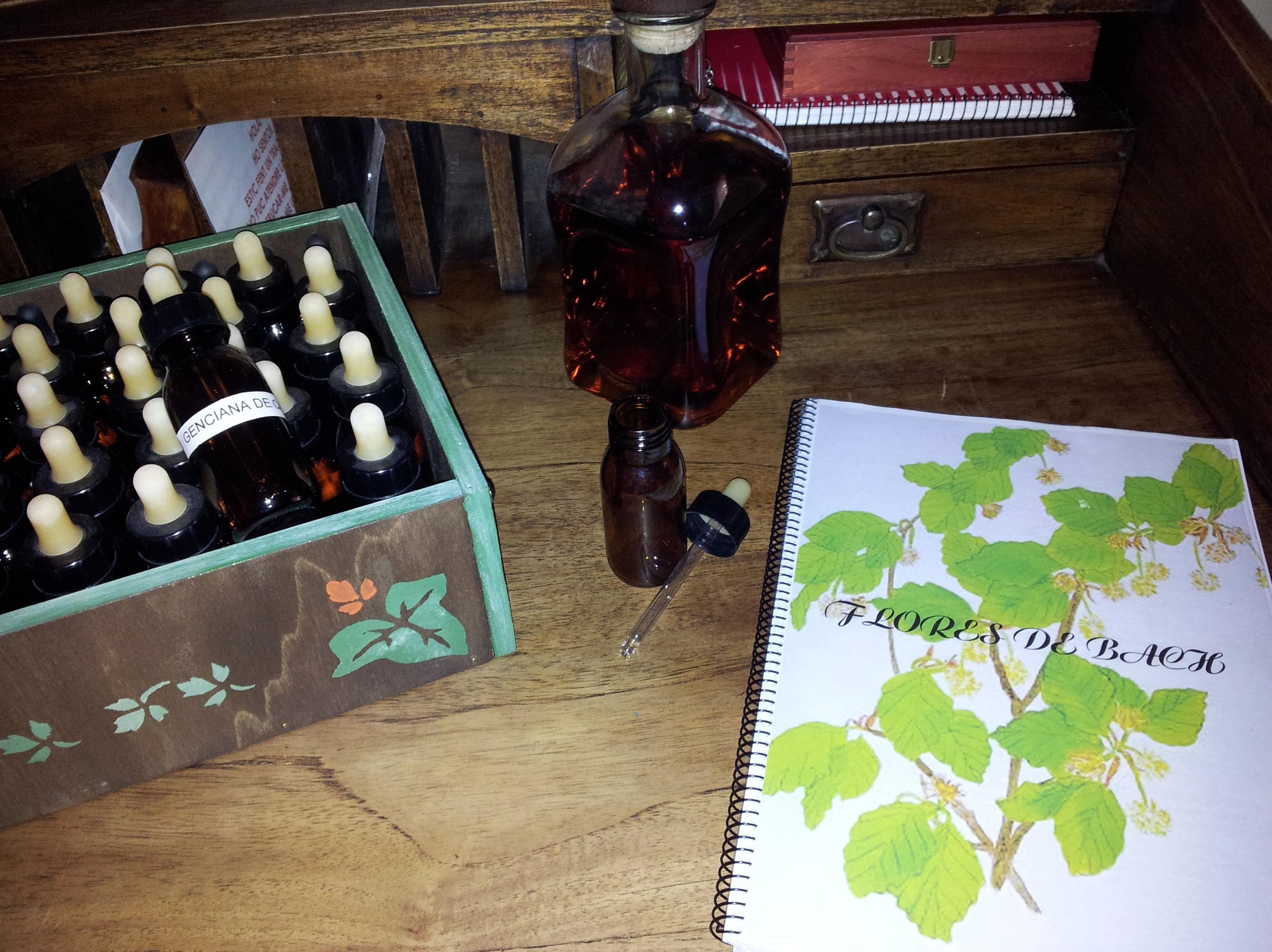 Terapia de flores de Bach en San Quirze del Vallés