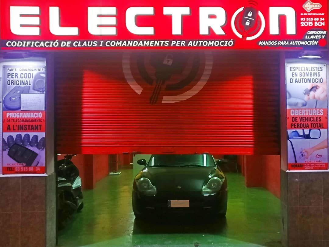Copia de mandos de coche en Viladecans