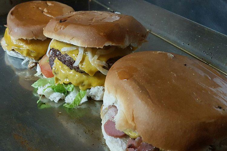 Nuestra especialidad, las hamburguesas