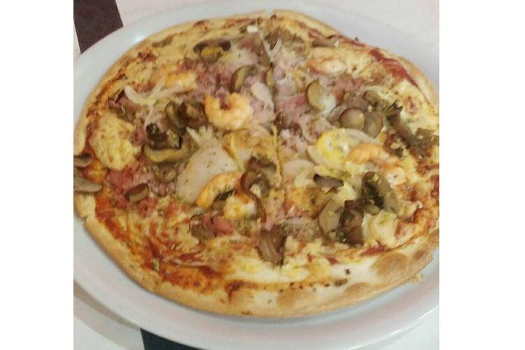 Amplia variedad de pizzas en las Palmas