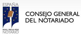 Consejo General del Notariado: Servicios  de Notaría María Pilar de Prada Solaesa
