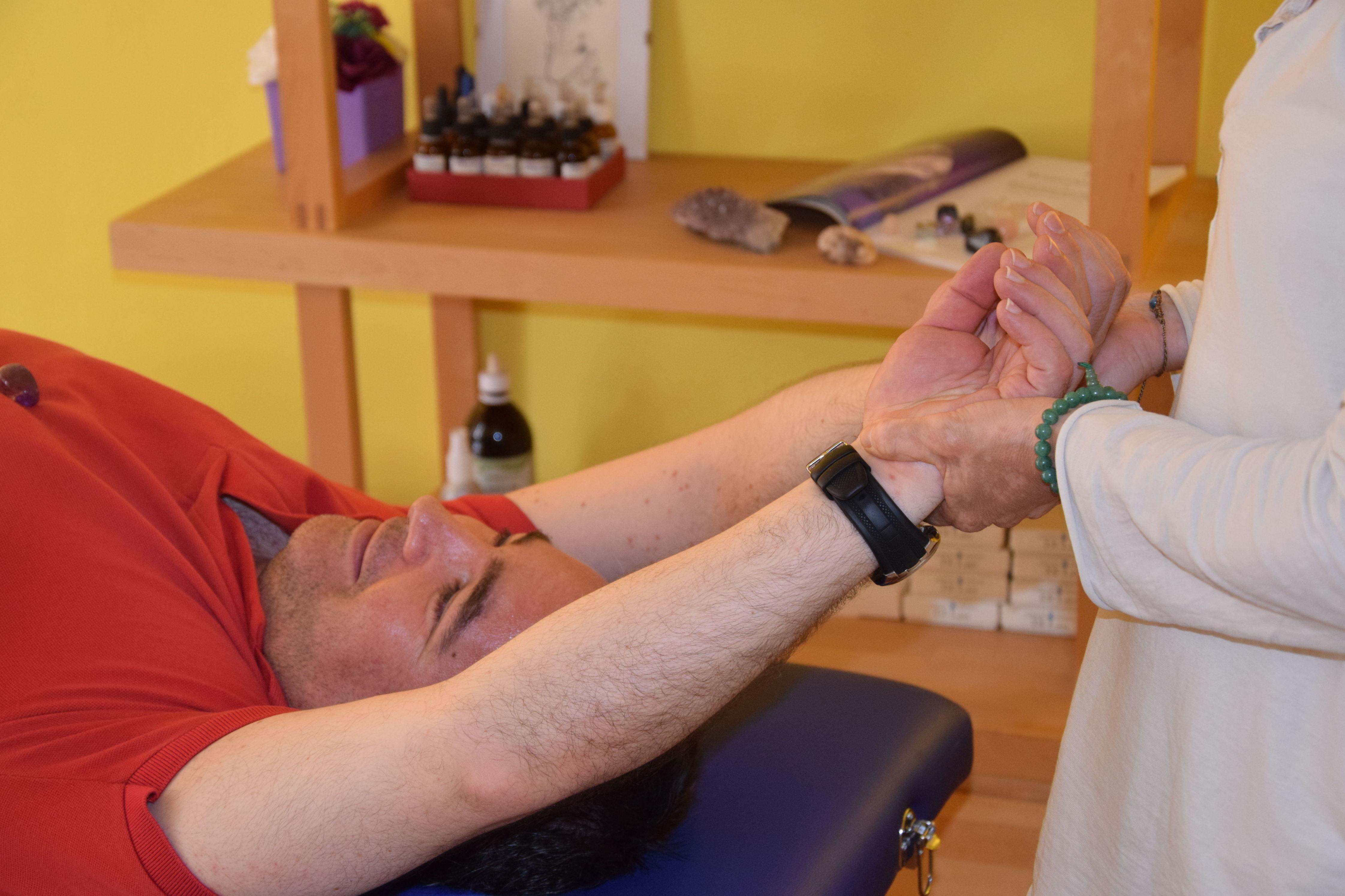 Terapia con adultos: TERAPIAS de Equilibrio Salud Armonía