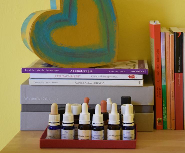 Aromaterapia en Barcelona