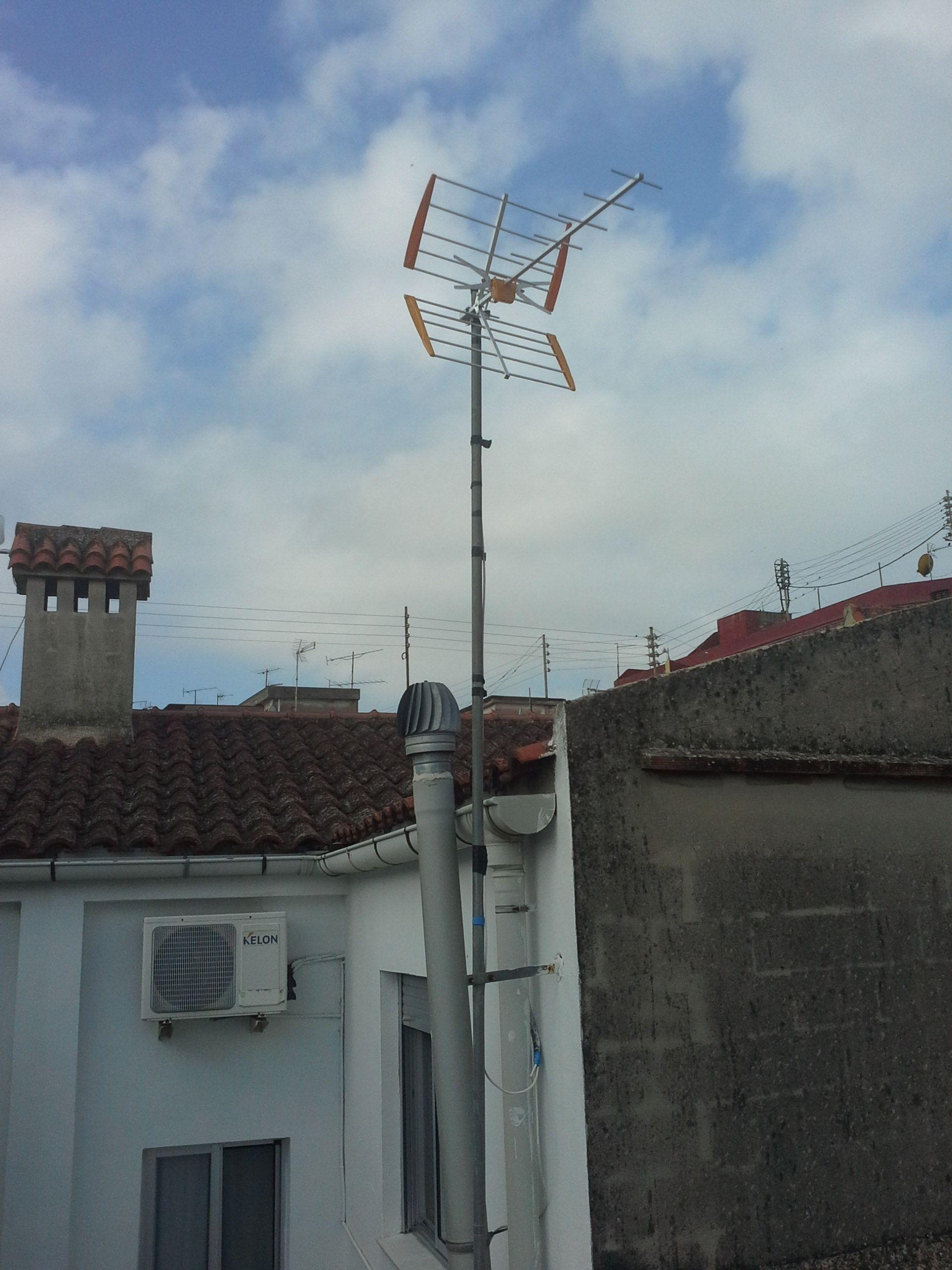 Instalación y mantenimiento de antenas TDT en Cullera