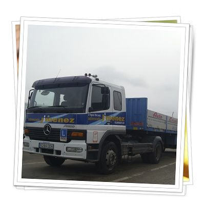 Carnet de camión Villarrobledo