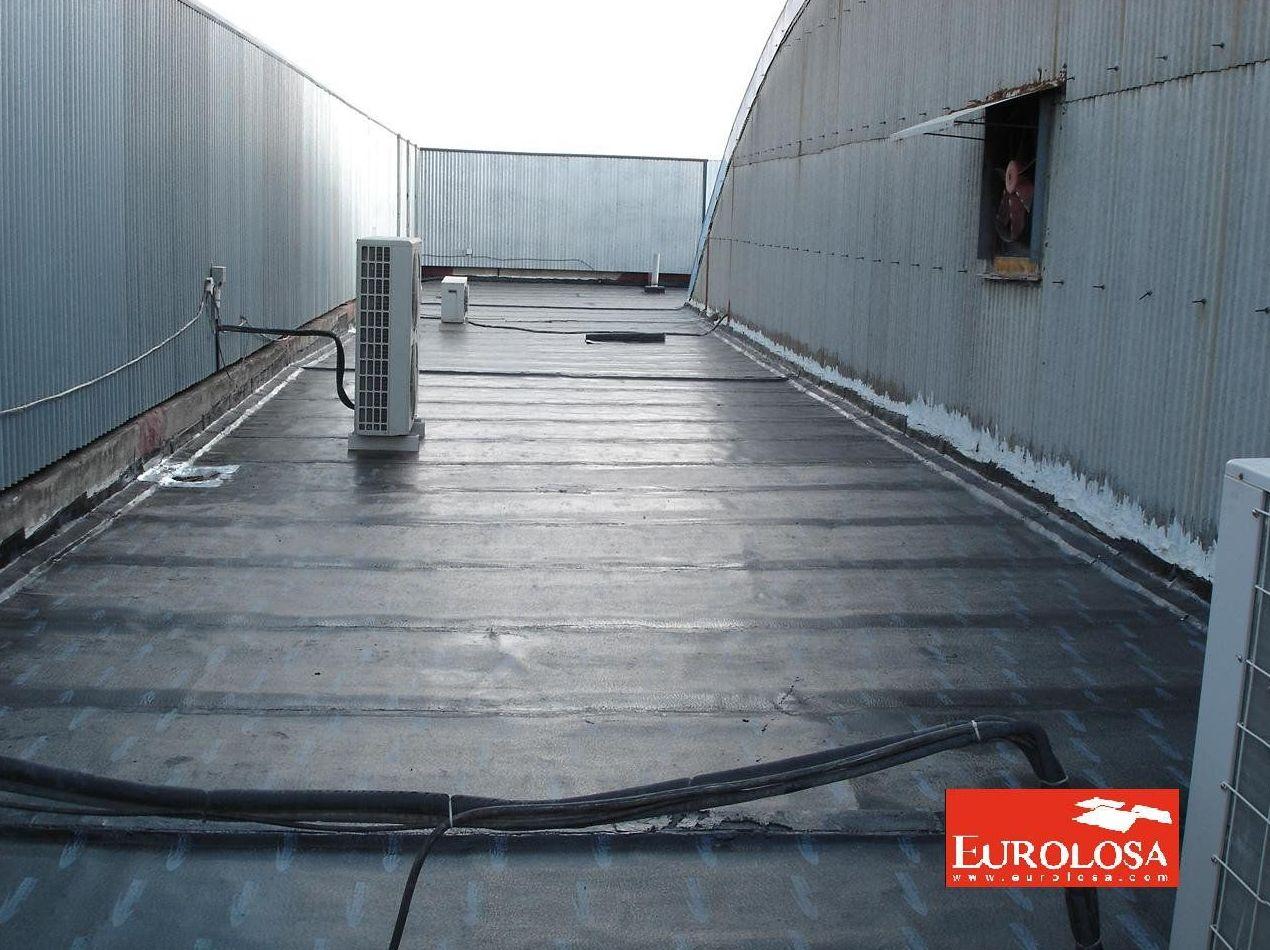 Impermeabilización de cubiertas en Alicante