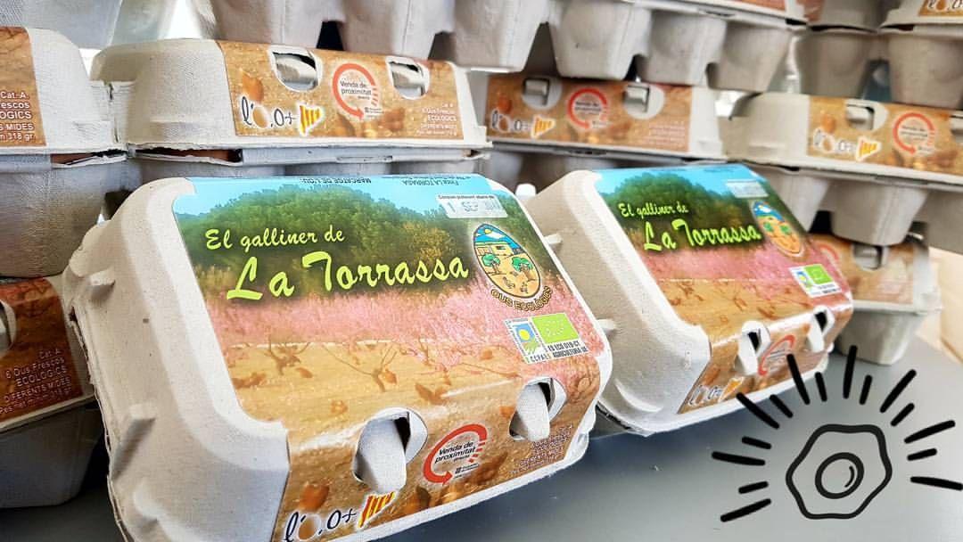 Valor nutricional de los huevos: Productos de El Galliner de la Torrassa
