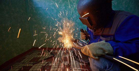 Trabajos especializados de soldadura en Vizcaya
