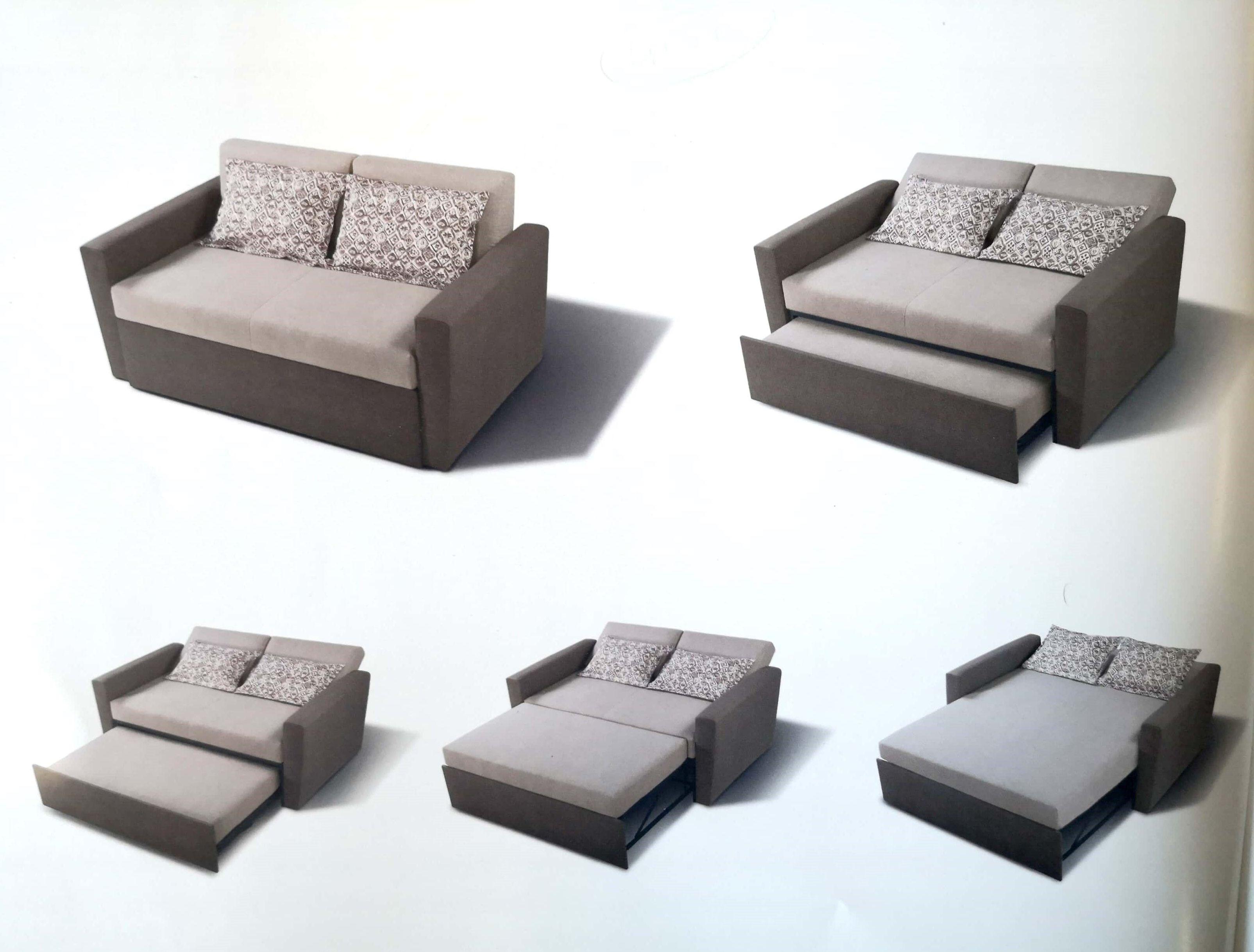 Sofa Cama Kika Ancho 162cm Desde 550€