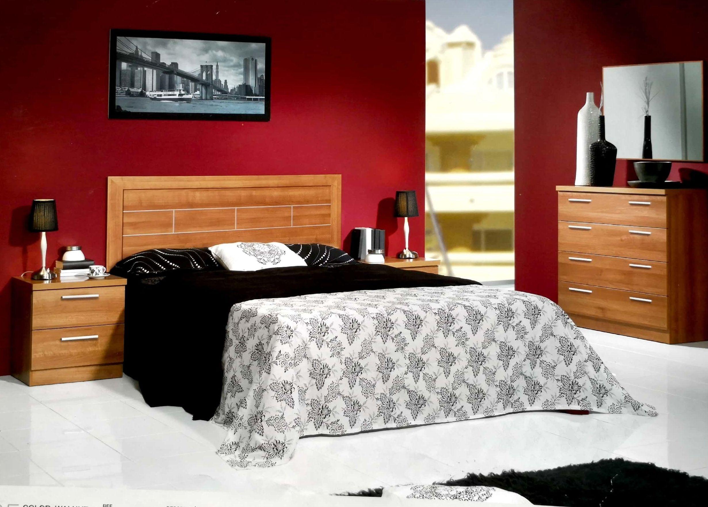 Dormitorio Matrimonio   Precio segun Composicion
