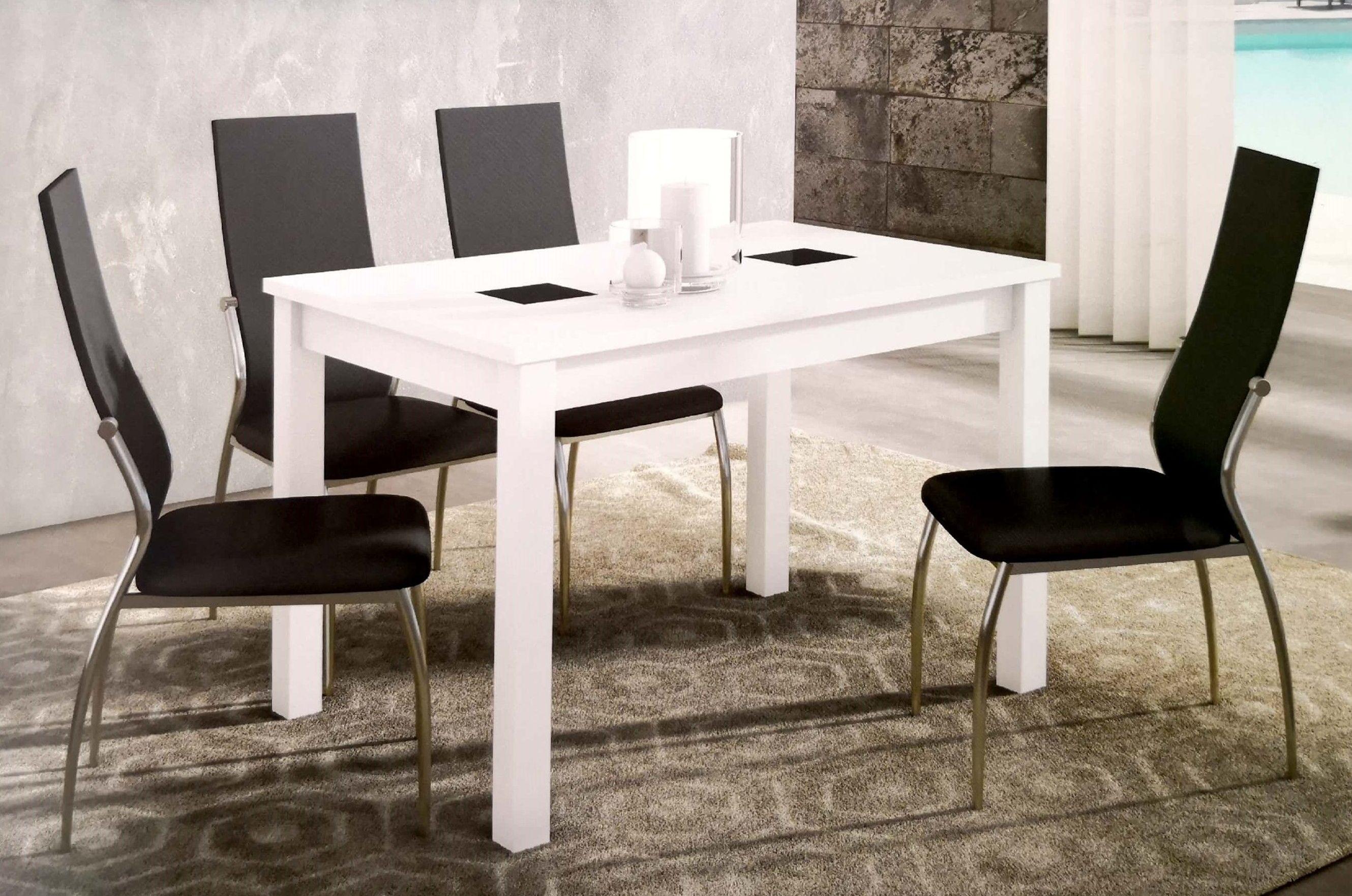 Mesa Comedor 120cm Extensible a160cm Desde 230€