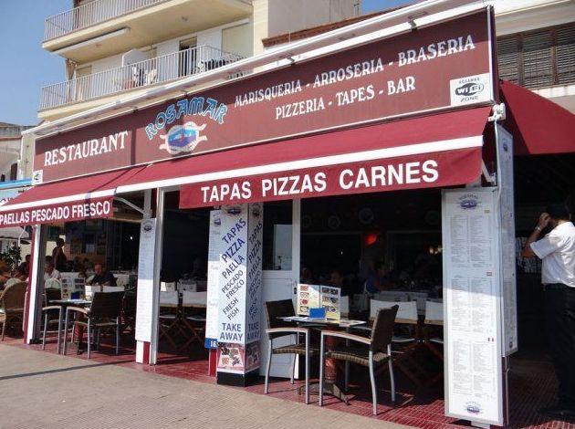 Restaurante económico en L'Estartit (Girona)