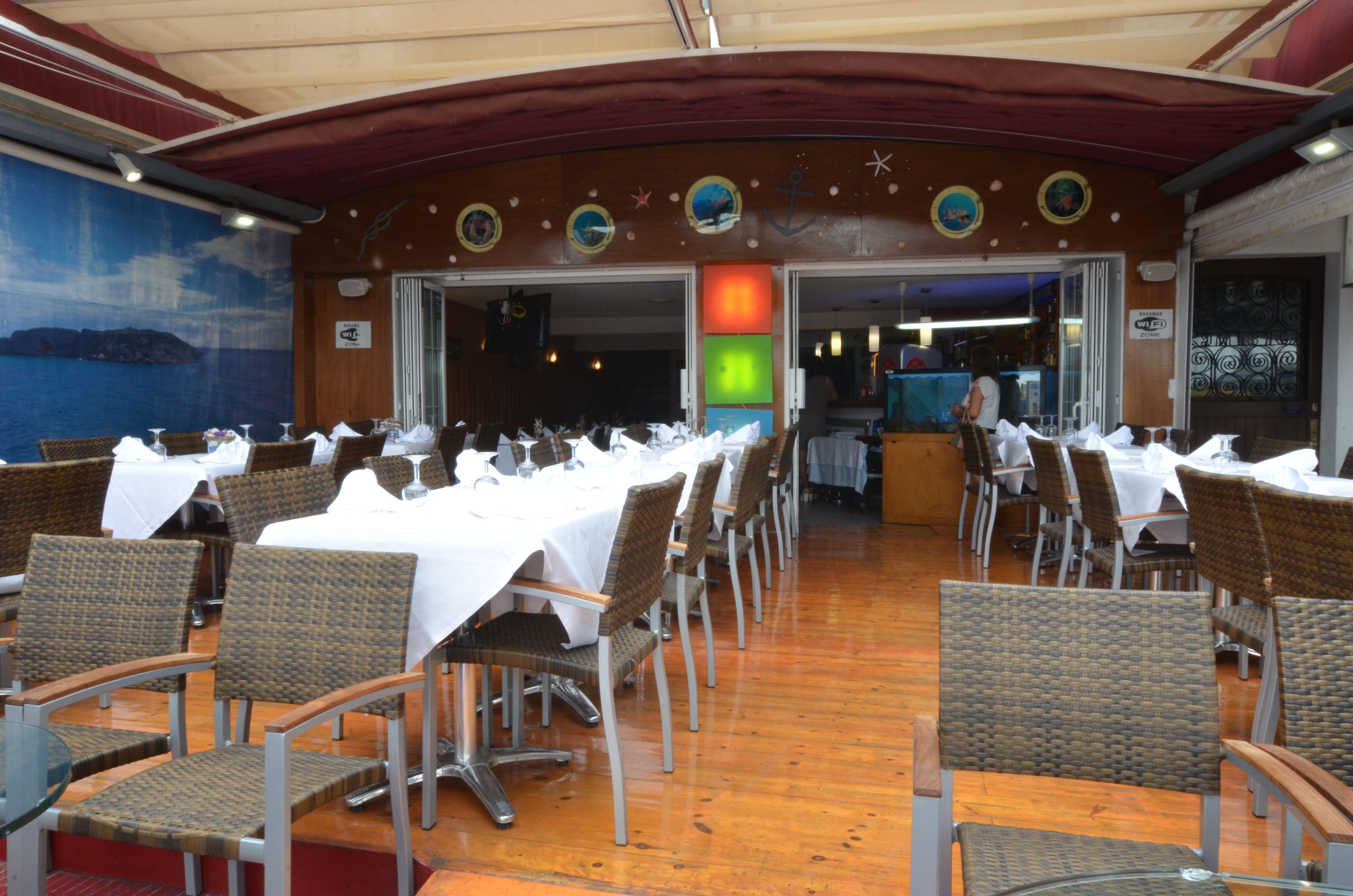 Foto 2 de Restaurante en Torroella de Montgrí | Restaurant Rosamar