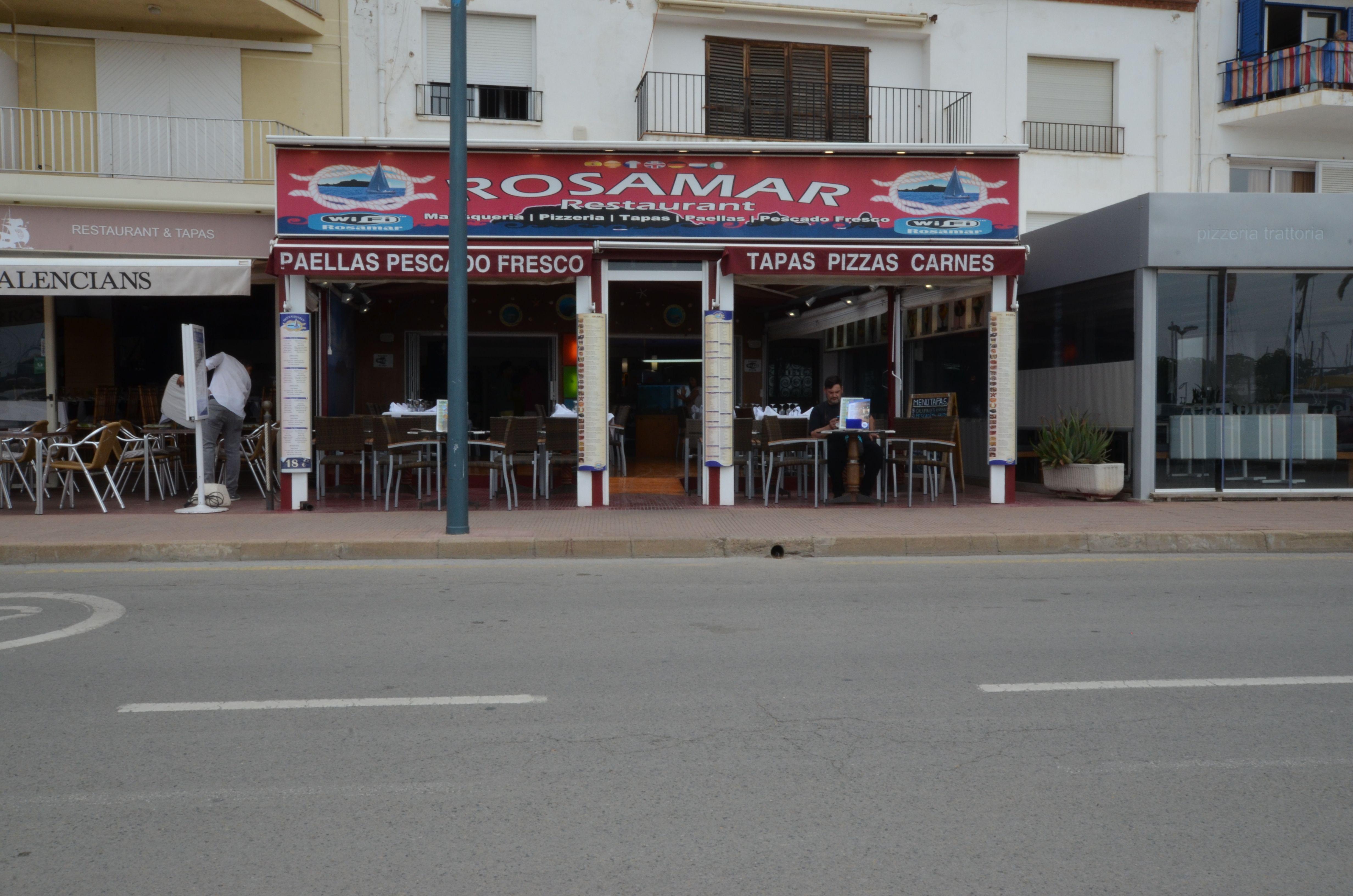 Foto 1 de Restaurante en Torroella de Montgrí | Restaurant Rosamar