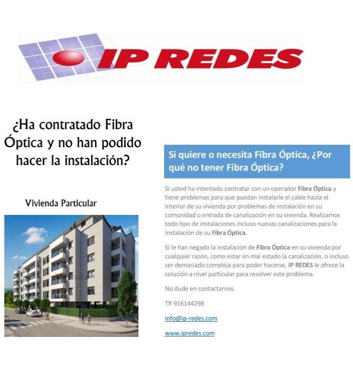 Foto 1 de Servicios de telecomunicaciones en Móstoles, | IP Redes