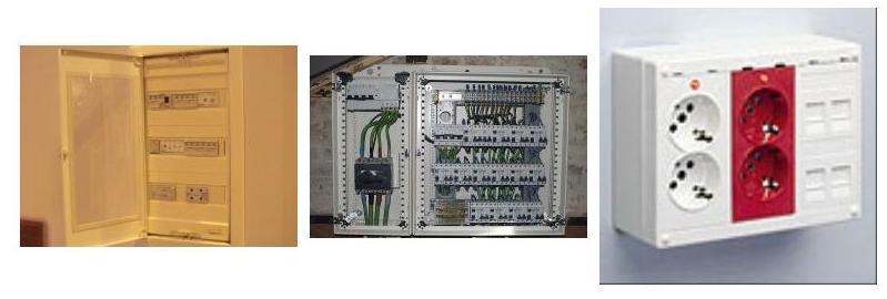IP Redes instalaciones eléctricas