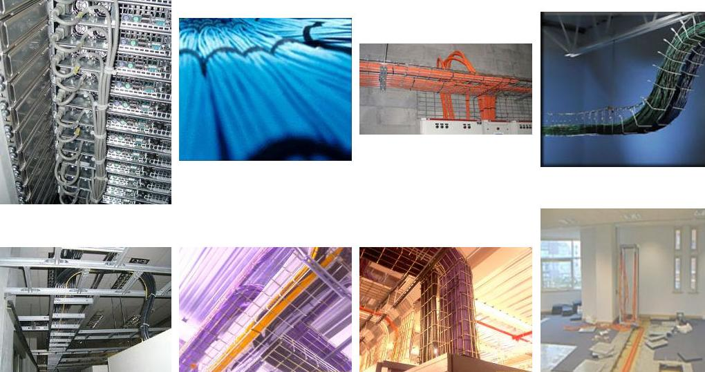 IP Redes cableados de edificios
